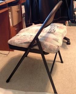 my chair